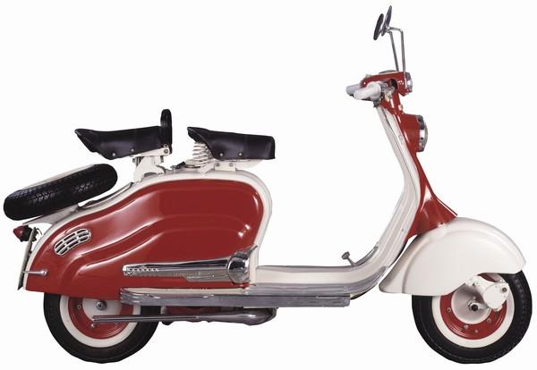 1957 Lambretta LD