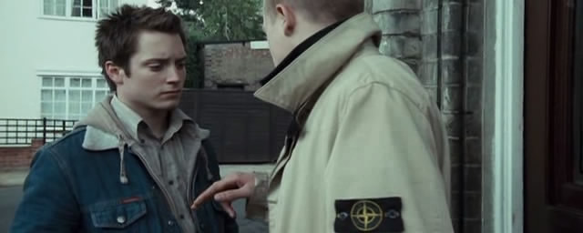 кадр из фильма «Хулиганы зеленой улицы»