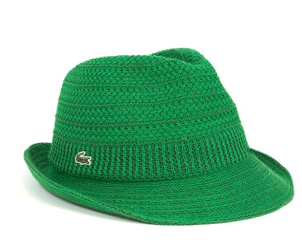 шляпа лакост