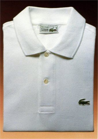 рубашка поло лакост
